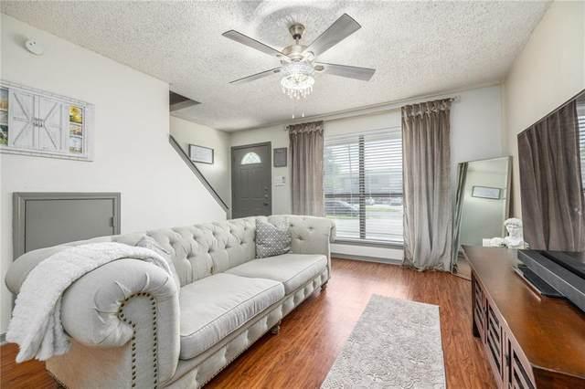 3009 Whisper Oaks Ln H, Georgetown, TX 78628 (#8433444) :: Front Real Estate Co.