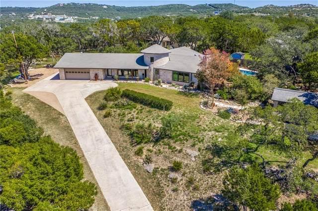 7101 Deepwood Dr, Lago Vista, TX 78645 (MLS #8436530) :: Brautigan Realty