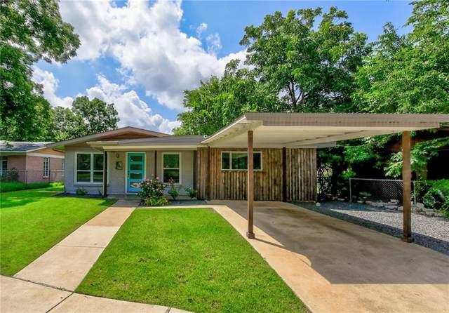 5909 Grover Ave, Austin, TX 78757 (#8440448) :: Zina & Co. Real Estate
