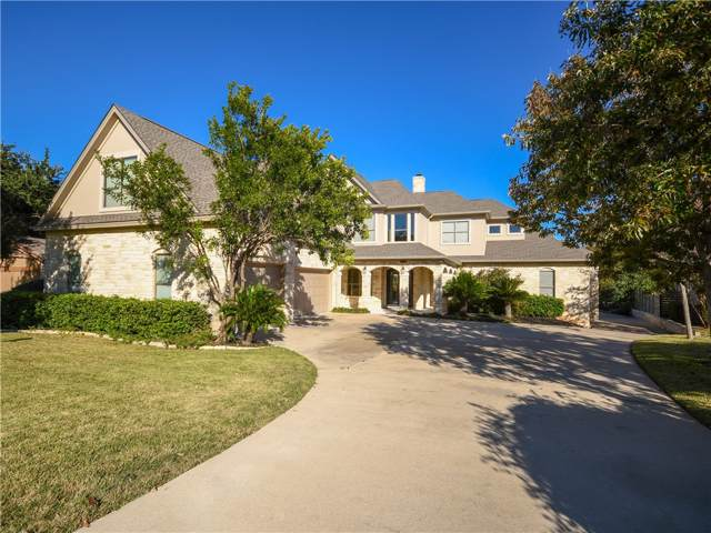 421 Dasher Dr, Lakeway, TX 78734 (#8447435) :: The Perry Henderson Group at Berkshire Hathaway Texas Realty