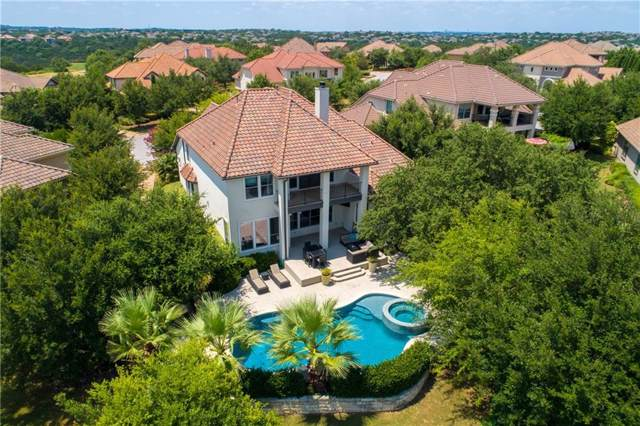 11805 Iron Horse Cv, Austin, TX 78732 (#8449425) :: The Perry Henderson Group at Berkshire Hathaway Texas Realty