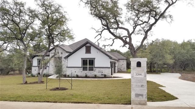 1266 Blue Ridge Dr, Dripping Springs, TX 78620 (#8449764) :: Papasan Real Estate Team @ Keller Williams Realty