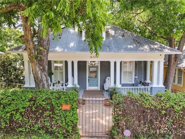 609 Baylor St, Austin, TX 78703 (MLS #8457485) :: Vista Real Estate