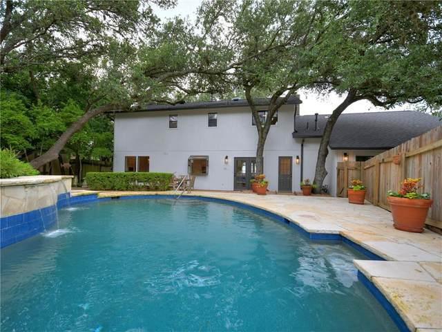 1401 Canoe Brook Dr, Austin, TX 78746 (#8458380) :: Papasan Real Estate Team @ Keller Williams Realty