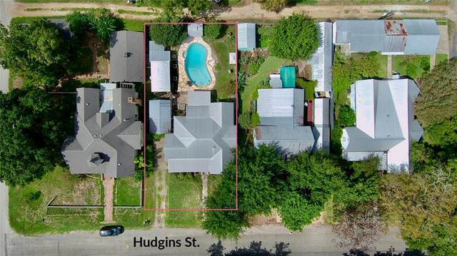 503 Hudgins St, Smithville, TX 78957 (#8459534) :: RE/MAX Capital City