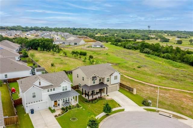 609 Beebrush Ct, Liberty Hill, TX 78642 (#8463143) :: Papasan Real Estate Team @ Keller Williams Realty