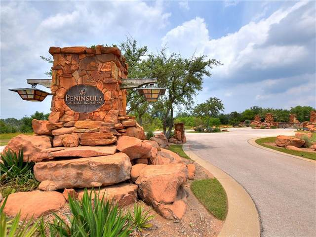 55 Peninsula Dr, Burnet, TX 78611 (#8464542) :: Azuri Group | All City Real Estate