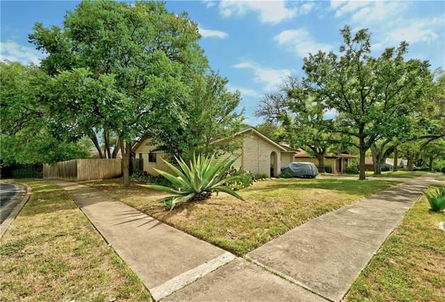 2720 Bryonhall Dr, Austin, TX 78745 (#8465380) :: Papasan Real Estate Team @ Keller Williams Realty