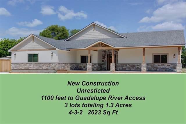 235 Riverside Path, Canyon Lake, TX 78133 (#8475660) :: First Texas Brokerage Company