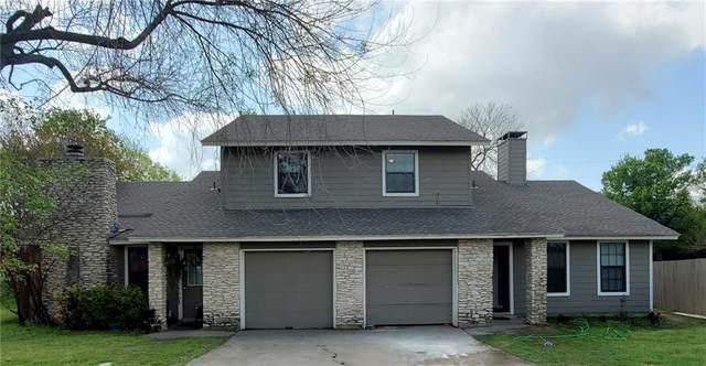 401 Creek Cv, Round Rock, TX 78664 (#8481431) :: Tai Earthman | Keller Williams Realty