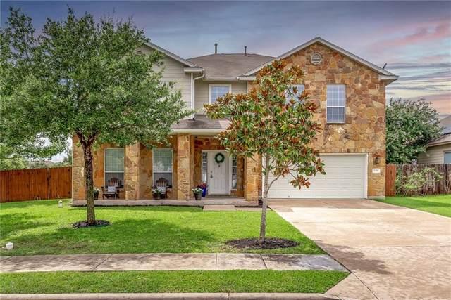 2016 Concan Dr, Hutto, TX 78634 (#8482434) :: Papasan Real Estate Team @ Keller Williams Realty