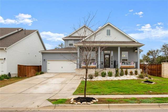137 White Sage Lane, Liberty Hill, TX 78642 (#8486175) :: Realty Executives - Town & Country