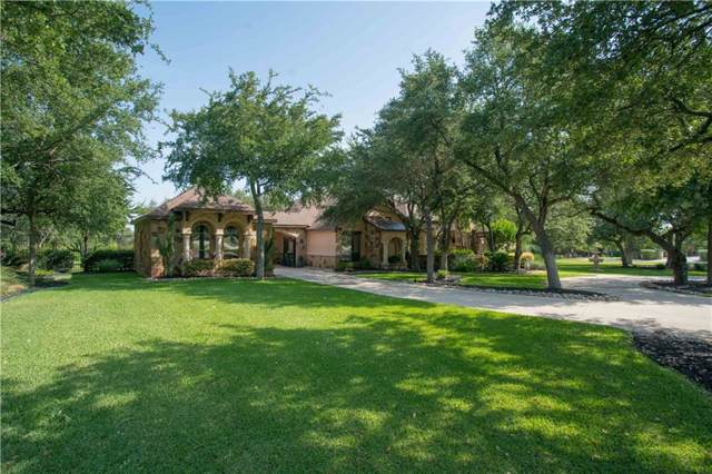 107 Gabriel Vis E, Georgetown, TX 78633 (#8493676) :: The Perry Henderson Group at Berkshire Hathaway Texas Realty