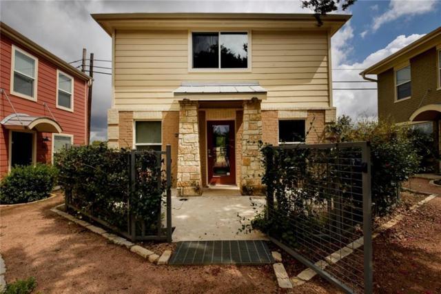 1101 Grove Blvd #209, Austin, TX 78741 (#8500132) :: Watters International
