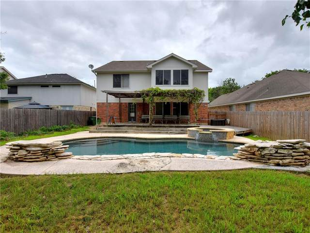 3820 Tailfeather Dr, Round Rock, TX 78681 (#8501218) :: The Perry Henderson Group at Berkshire Hathaway Texas Realty