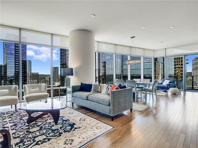 200 Congress Ave 23E, Austin, TX 78701 (#8506923) :: Azuri Group | All City Real Estate