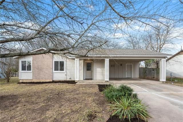 1901 Greenhill Dr, Round Rock, TX 78664 (#8515843) :: Realty Executives - Town & Country
