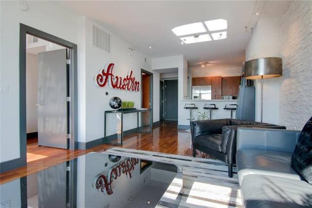54 Rainey St #903, Austin, TX 78701 (#8517576) :: Allison Gaddy