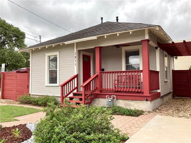 1511 E 14th St, Austin, TX 78702 (#8525003) :: R3 Marketing Group