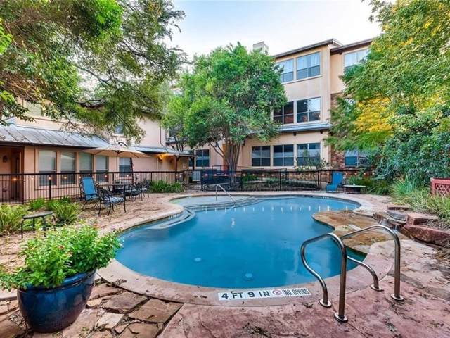 2216 Thornton Rd #121, Austin, TX 78704 (#8526146) :: The Summers Group