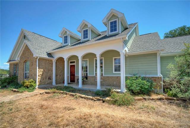 801 Amber Oaks, Burnet, TX 78611 (#8527392) :: RE/MAX Capital City