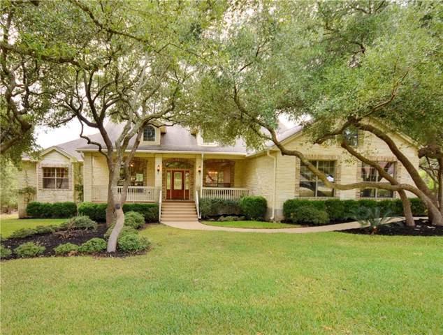 401 Allen Cir, Georgetown, TX 78633 (#8529209) :: Papasan Real Estate Team @ Keller Williams Realty