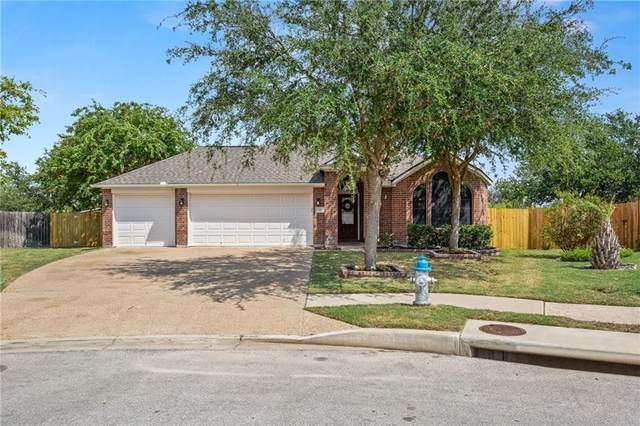 137 Swallow Cv, Leander, TX 78641 (#8546445) :: Papasan Real Estate Team @ Keller Williams Realty