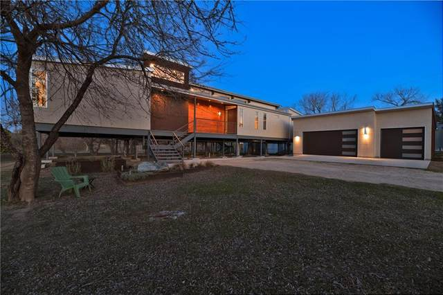 411 G W Haschke Ln, Wimberley, TX 78676 (#8548391) :: The Perry Henderson Group at Berkshire Hathaway Texas Realty