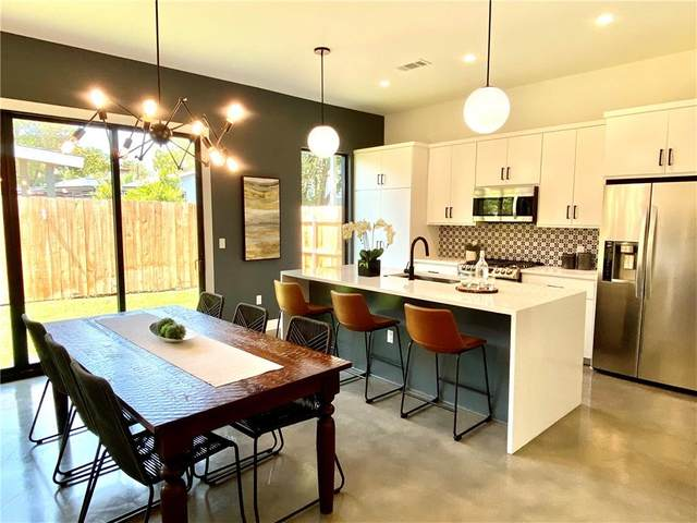 615 Brentwood St B, Austin, TX 78752 (#8551191) :: Front Real Estate Co.
