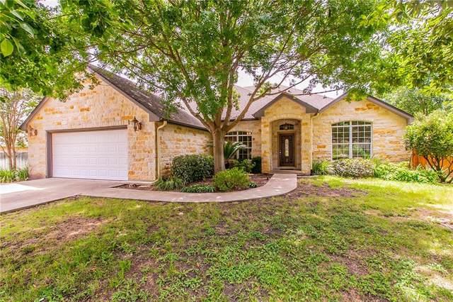 141 Broadmoor St, Meadowlakes, TX 78654 (#8551822) :: First Texas Brokerage Company