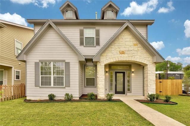 5401 Evans Ave, Austin, TX 78751 (#8557244) :: Papasan Real Estate Team @ Keller Williams Realty