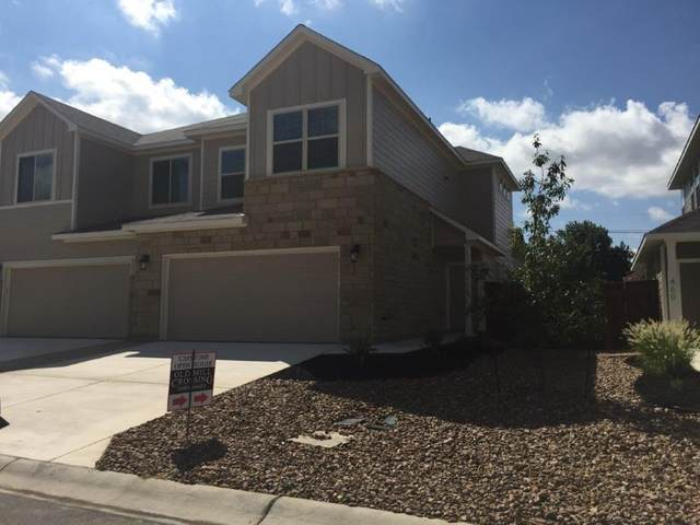 633 Parkline Dr 7C, Georgetown, TX 78626 (MLS #8562945) :: Vista Real Estate