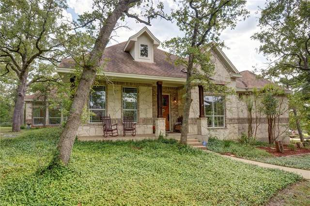 121 Powder Horn Rd, Bastrop, TX 78602 (#8582098) :: Front Real Estate Co.
