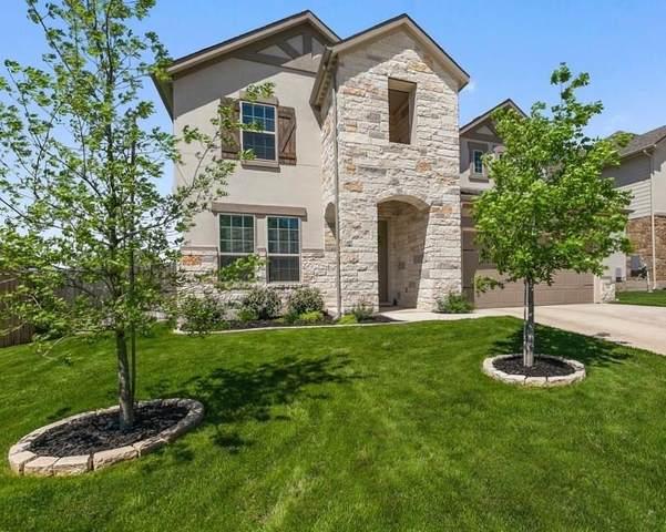 220 Birkshire Dr, Georgetown, TX 78626 (#8585317) :: Ben Kinney Real Estate Team