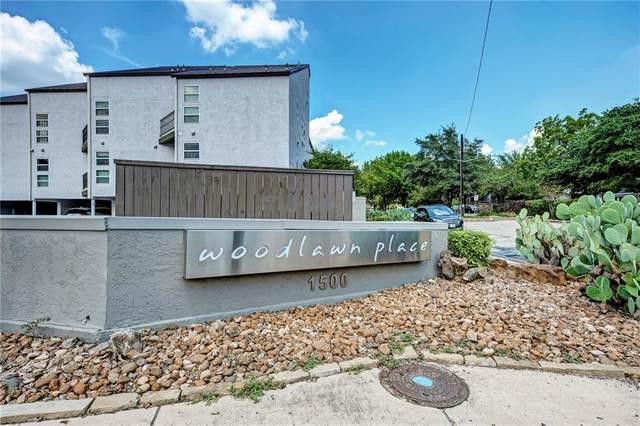 1500 Woodlawn Blvd #11, Austin, TX 78703 (#8586073) :: Watters International