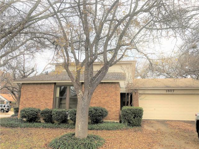 1807 Goodson Ln, Round Rock, TX 78664 (#8587768) :: Ana Luxury Homes