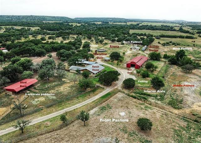 497 Summers Rd, Copperas Cove, TX 76522 (#8591416) :: The Perry Henderson Group at Berkshire Hathaway Texas Realty