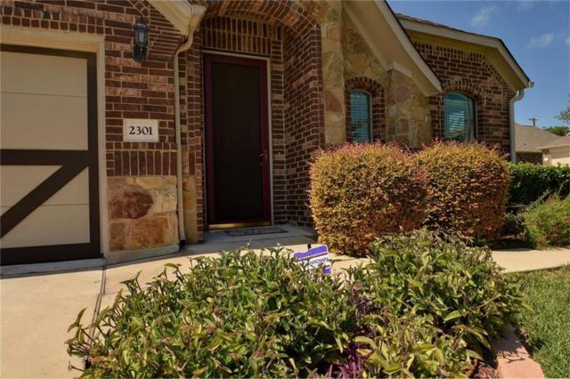 2301 Stonepath Way, Pflugerville, TX 78660 (#8596230) :: RE/MAX Capital City