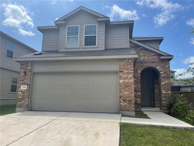 268 Circle Way 24E, Jarrell, TX 76537 (#8600702) :: Papasan Real Estate Team @ Keller Williams Realty