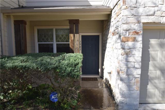 512 Eberhart Ln #1903, Austin, TX 78745 (#8616033) :: Amanda Ponce Real Estate Team