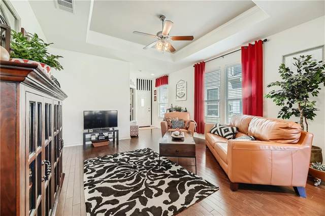 1416 Canopy Creek Way, Austin, TX 78748 (#8621420) :: Papasan Real Estate Team @ Keller Williams Realty