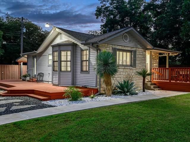 422 Thompson Ln, Austin, TX 78742 (#8625425) :: Sunburst Realty