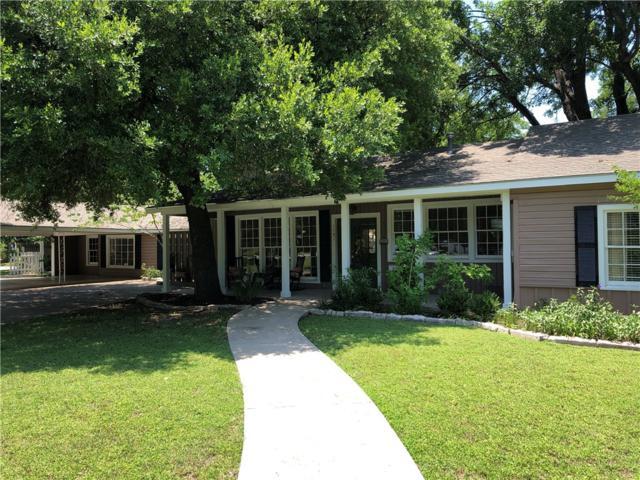 1121 Maple St, Lockhart, TX 78644 (#8643243) :: Papasan Real Estate Team @ Keller Williams Realty