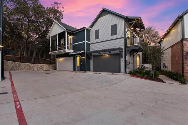 3809 Valley View Rd #19, Austin, TX 78704 (#8645787) :: Zina & Co. Real Estate