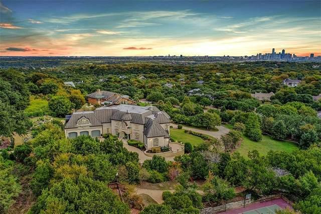 200 Las Lomas Dr, Austin, TX 78746 (#8646777) :: First Texas Brokerage Company