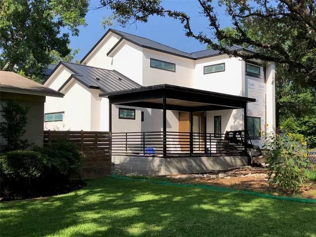 1808 Morrow St A, Austin, TX 78757 (#8658175) :: Umlauf Properties Group