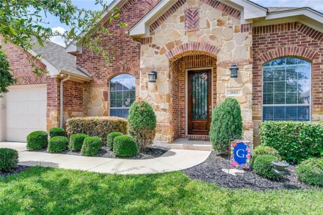 2612 Ravensbrook Ct, Pflugerville, TX 78660 (#8660368) :: The ZinaSells Group