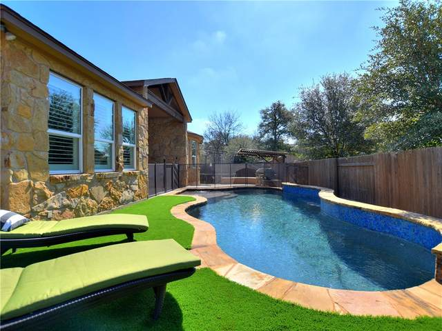 10912 Crosbyton Ln, Austin, TX 78717 (#8662993) :: First Texas Brokerage Company