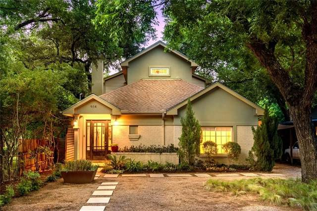 914 Jewell St, Austin, TX 78704 (#8669992) :: Papasan Real Estate Team @ Keller Williams Realty