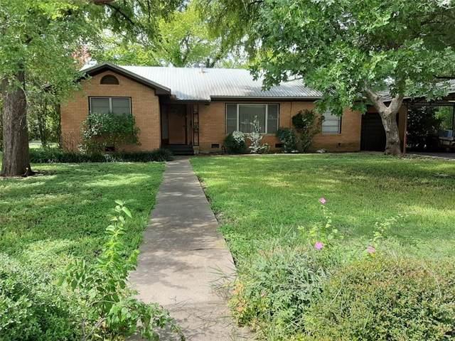 1200 Oak St, Burnet, TX 78611 (#8670109) :: Green City Realty
